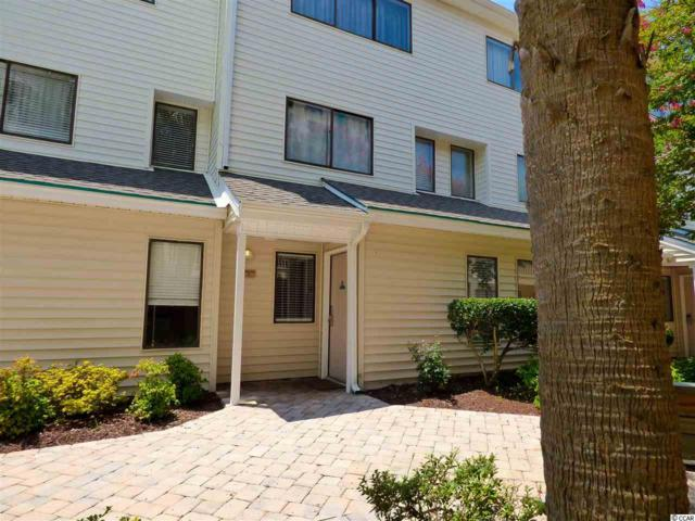 209 N 75th Ave N Th-7, Myrtle Beach, SC 29572 (MLS #1815831) :: The Greg Sisson Team with RE/MAX First Choice