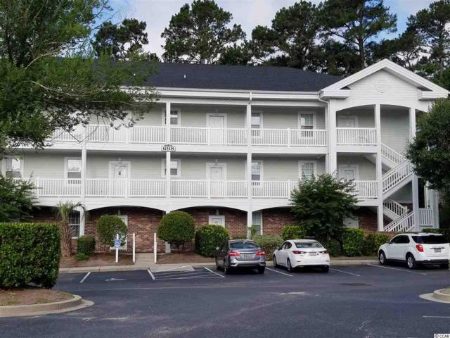 698 Riverwalk Dr. #303, Myrtle Beach, SC 29579 (MLS #1815856) :: James W. Smith Real Estate Co.