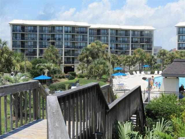 709 Retreat Beach Circle D2e, Pawleys Island, SC 29585 (MLS #1815866) :: James W. Smith Real Estate Co.