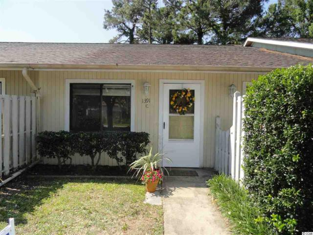 1391 Turkey Ridge Road C, Surfside Beach, SC 29575 (MLS #1815871) :: The Litchfield Company