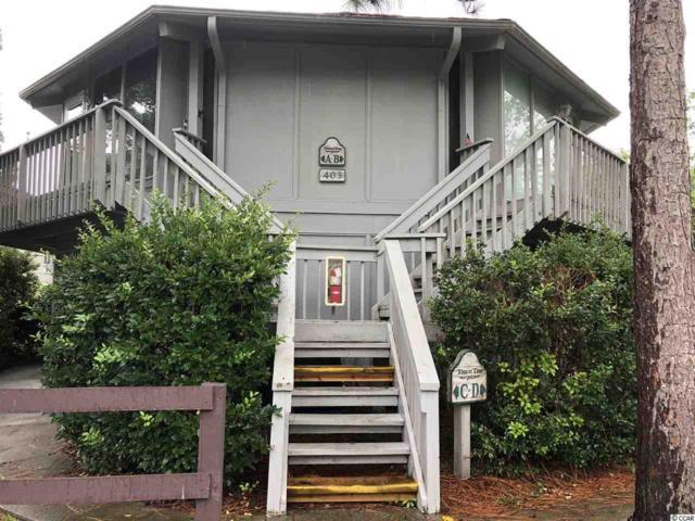 403 Tree Top Court C, Myrtle Beach, SC 29588 (MLS #1815882) :: The Litchfield Company