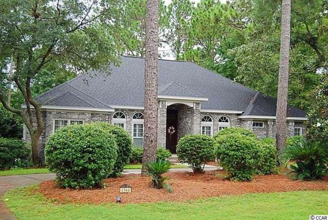 1360 Inverness Ct., Myrtle Beach, SC 29575 (MLS #1815896) :: The Litchfield Company