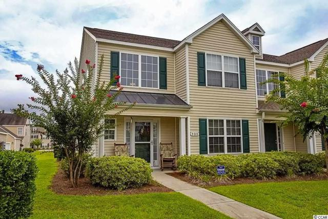 900 Barn Owl Court #900, Myrtle Beach, SC 29579 (MLS #1815907) :: The Litchfield Company