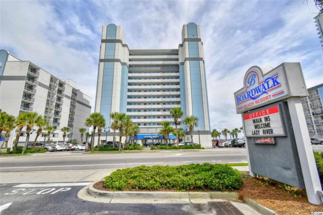 2301 N Ocean Blvd #335, Myrtle Beach, SC 29577 (MLS #1815954) :: Silver Coast Realty