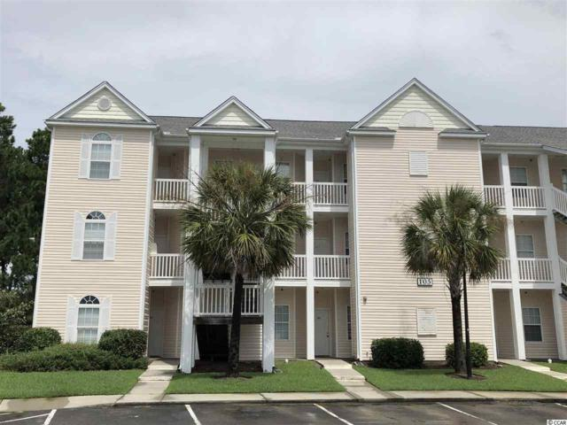 105 Fountain Point Ln #301, Myrtle Beach, SC 29579 (MLS #1815993) :: The Hoffman Group