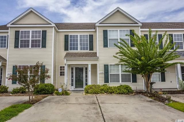 1286 Harvester Circle #1286, Myrtle Beach, SC 29579 (MLS #1816003) :: The Litchfield Company