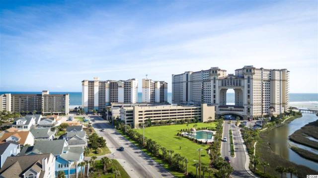 100 North Beach Blvd #805, North Myrtle Beach, SC 29582 (MLS #1816054) :: Sloan Realty Group
