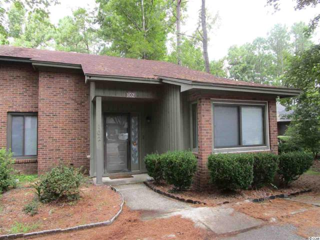 102 Cricket Ct #102, Conway, SC 29526 (MLS #1816063) :: The Greg Sisson Team with RE/MAX First Choice