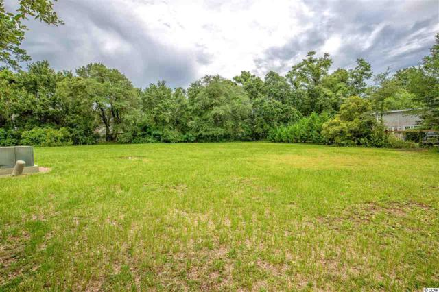 Lot 25 Orchard Ave., Murrells Inlet, SC 29576 (MLS #1816104) :: The Hoffman Group