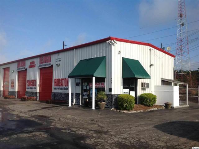 550 Garden City Connector, Murrells Inlet, SC 29576 (MLS #1816111) :: James W. Smith Real Estate Co.
