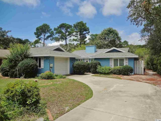 614 Jasmine Lane, Sunset Beach, NC 28468 (MLS #1816121) :: Myrtle Beach Rental Connections