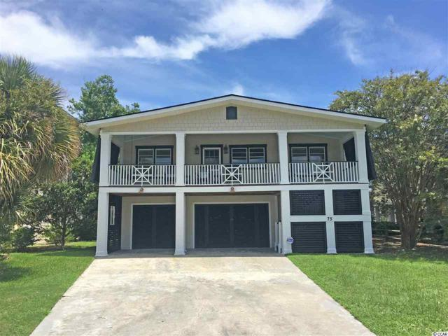 75 Sportsman Drive, Pawleys Island, SC 29585 (MLS #1816126) :: Trading Spaces Realty