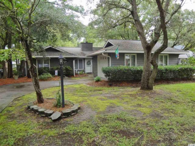 606 Camellia Ln., Sunset Beach, NC 28468 (MLS #1816128) :: The Hoffman Group