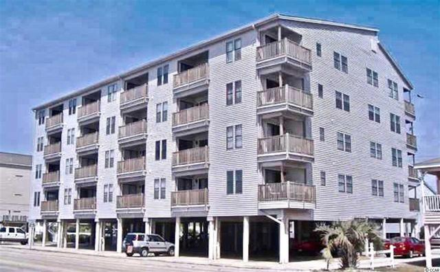 2001 N Ocean Blvd B-3, North Myrtle Beach, SC 29582 (MLS #1816188) :: The Hoffman Group