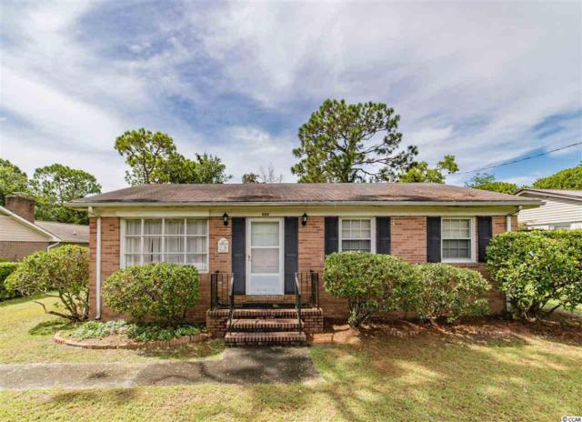 5906 Longleaf Drive, Myrtle Beach, SC 29572 (MLS #1816192) :: The Litchfield Company
