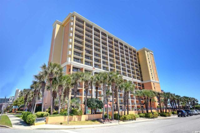 6900 N Ocean Blvd #201, Myrtle Beach, SC 29572 (MLS #1816196) :: Sloan Realty Group