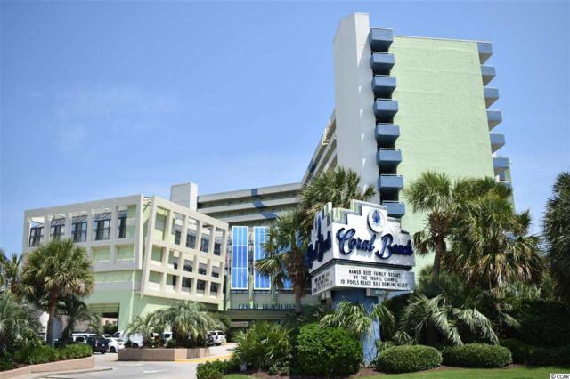 1105 S Ocean Blvd #936, Myrtle Beach, SC 29577 (MLS #1816199) :: The Hoffman Group
