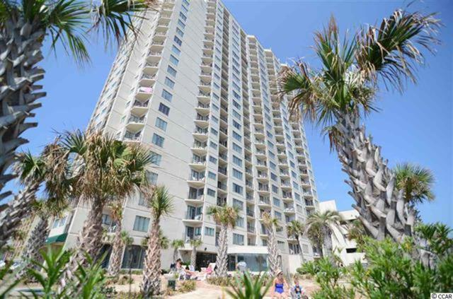 1605 S Ocean Blvd #1909, Myrtle Beach, SC 29577 (MLS #1816216) :: Trading Spaces Realty
