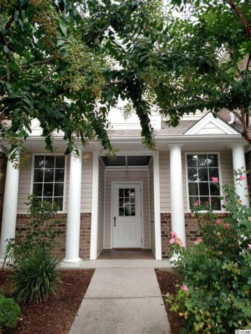 4665 Fringetree Dr. 5F, Murrells Inlet, SC 29576 (MLS #1816225) :: James W. Smith Real Estate Co.