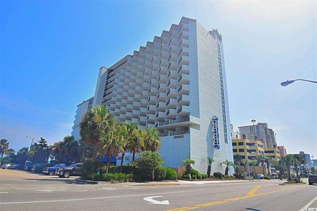 2001 S Ocean Blvd #615, Myrtle Beach, SC 29577 (MLS #1816228) :: The Litchfield Company