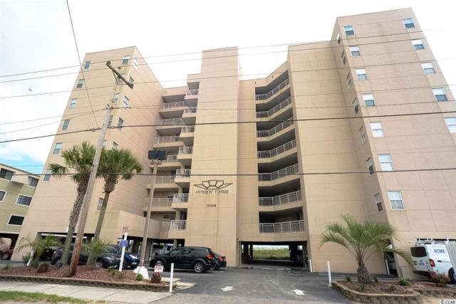 5508 N Ocean Blvd #604, North Myrtle Beach, SC 29582 (MLS #1816256) :: The Hoffman Group