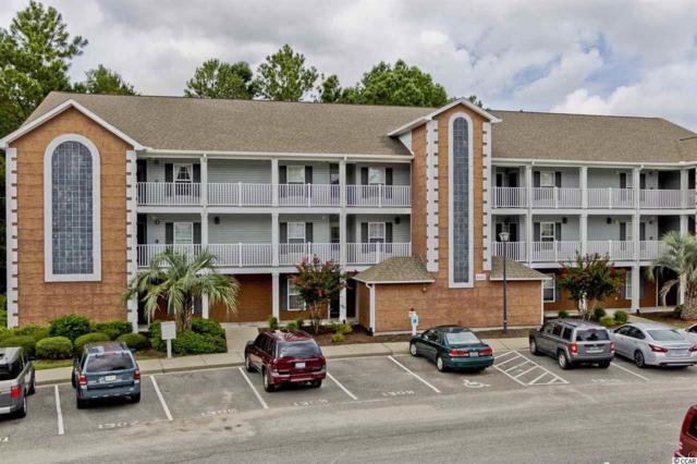 4842 Meadowsweet Dr #1306, Myrtle Beach, SC 29579 (MLS #1816277) :: Sloan Realty Group