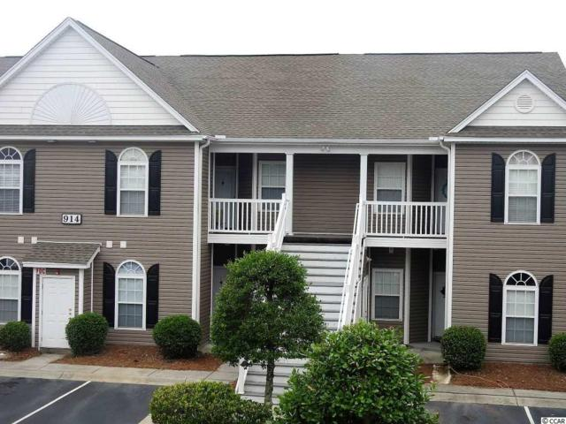 914 Algonquin Drive Unit D, Pawleys Island, SC 29585 (MLS #1816327) :: Sloan Realty Group