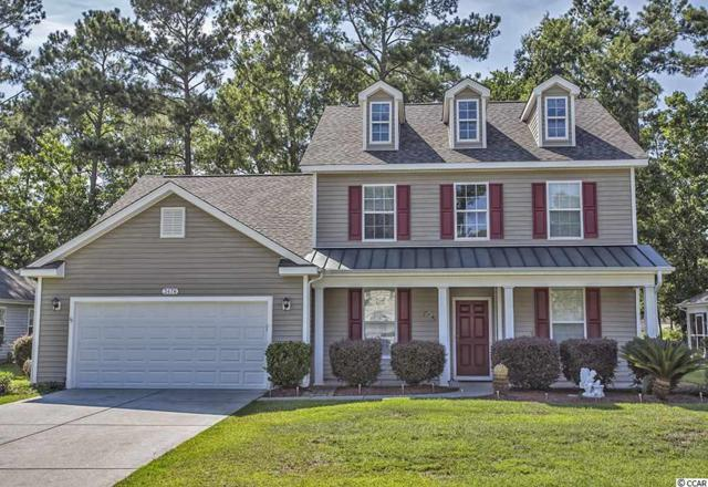 3476 Arrowhead Blvd., Myrtle Beach, SC 29579 (MLS #1816352) :: The Litchfield Company