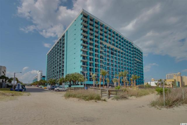 1501 S Ocean Blvd #718, Myrtle Beach, SC 29577 (MLS #1816355) :: The Hoffman Group