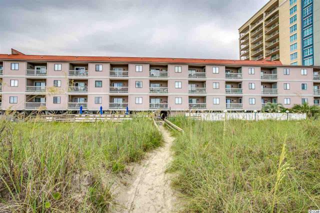 613 S Ocean Blvd. K1, North Myrtle Beach, SC 29582 (MLS #1816431) :: The Hoffman Group