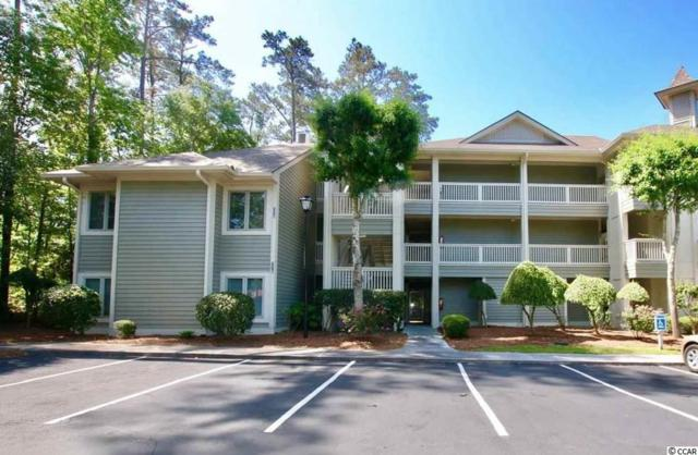 1551 Spinnaker Drive #5816, North Myrtle Beach, SC 29582 (MLS #1816465) :: Silver Coast Realty