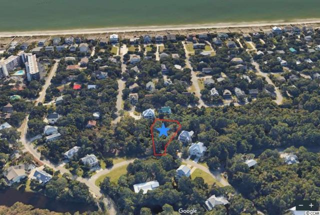 Lot 9 Cayman Loop, Pawleys Island, SC 29585 (MLS #1816494) :: James W. Smith Real Estate Co.