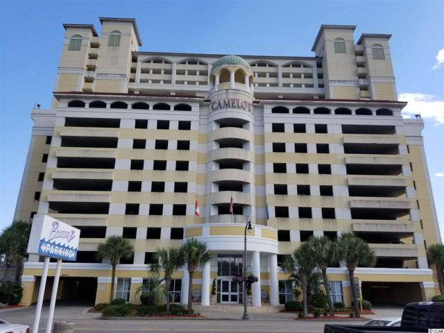 2000 N Ocean Blvd #1111, Myrtle Beach, SC 29577 (MLS #1816551) :: Sloan Realty Group