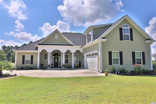 2101 Wood Stork Drive, Conway, SC 29526 (MLS #1816558) :: Sloan Realty Group
