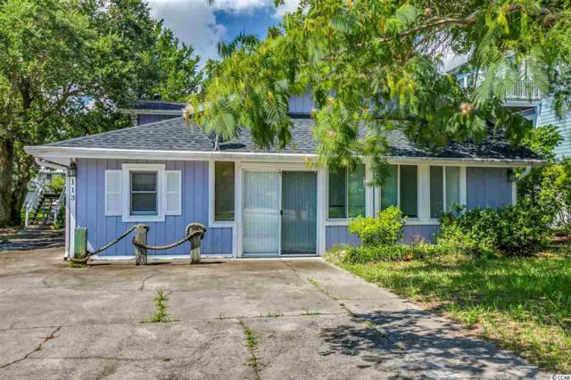 113 Woodland Dr, Murrells Inlet, SC 29576 (MLS #1816562) :: The Litchfield Company