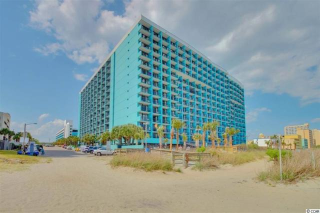 1501 S Ocean Blvd #1535, Myrtle Beach, SC 29577 (MLS #1816592) :: The Greg Sisson Team with RE/MAX First Choice