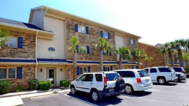 207 Double Eagle Drive E-2 E2, Surfside Beach, SC 29575 (MLS #1816653) :: Silver Coast Realty