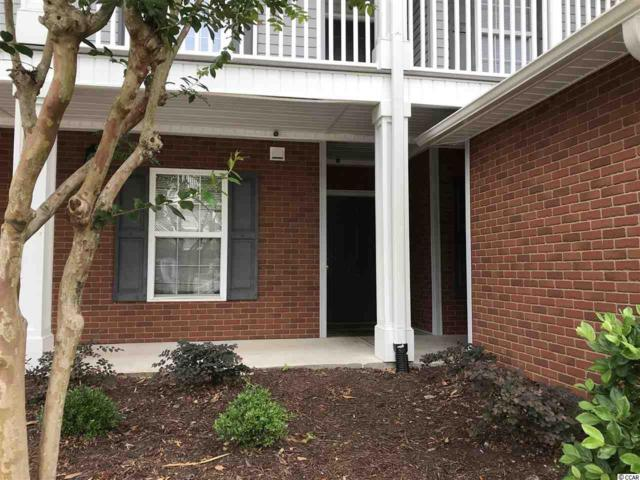 4853 Meadowsweet Drive #1802, Myrtle Beach, SC 29579 (MLS #1816700) :: The Litchfield Company