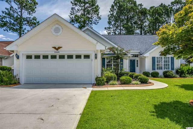5220 Southern Trail, Myrtle Beach, SC 29579 (MLS #1816718) :: The Litchfield Company