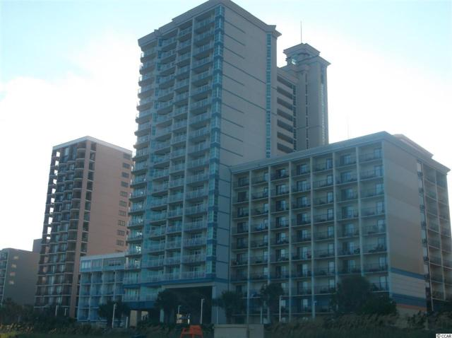 2504 N Ocean Blvd #430, Myrtle Beach, SC 29577 (MLS #1816763) :: Sloan Realty Group