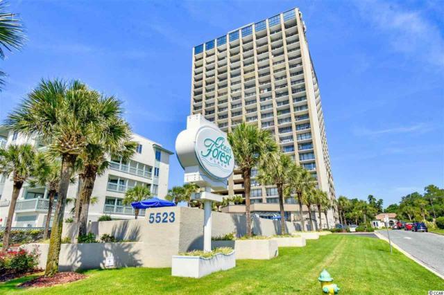 5523 N Ocean Blvd #912, Myrtle Beach, SC 29572 (MLS #1816776) :: The Hoffman Group
