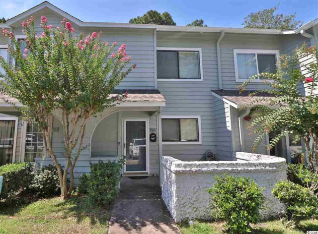 104 Shadow Moss Place #104, North Myrtle Beach, SC 29582 (MLS #1816785) :: The Hoffman Group