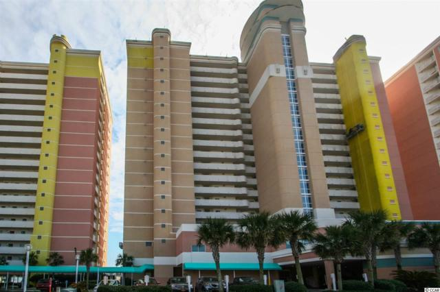 2801 S Ocean Blvd #737, North Myrtle Beach, SC 29582 (MLS #1816800) :: Silver Coast Realty