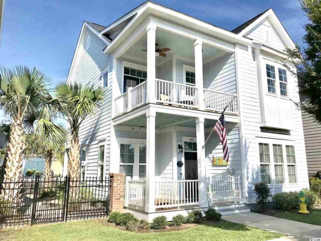 843 Howard Ave, Myrtle Beach, SC 29577 (MLS #1816806) :: The Litchfield Company