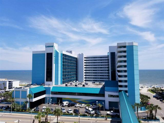 1501 S Ocean Blvd #523, Myrtle Beach, SC 29577 (MLS #1816813) :: Myrtle Beach Rental Connections