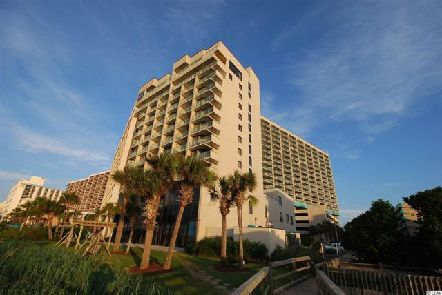 201 N 74th Ave. N #805, Myrtle Beach, SC 29572 (MLS #1816816) :: James W. Smith Real Estate Co.