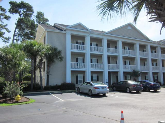 907 Knoll Shores Ct #301, Murrells Inlet, SC 29576 (MLS #1816832) :: Silver Coast Realty