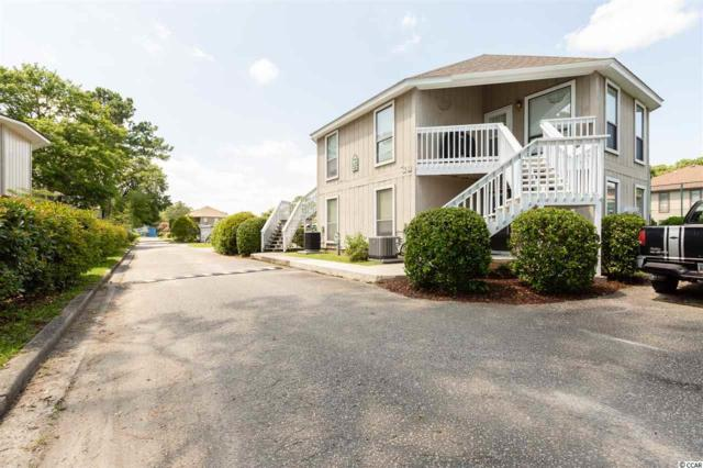 412 Treetop Court D, Myrtle Beach, SC 29588 (MLS #1816838) :: The Litchfield Company