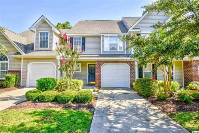 437-2 Red Rose Blvd #2, Pawleys Island, SC 29585 (MLS #1816840) :: Trading Spaces Realty
