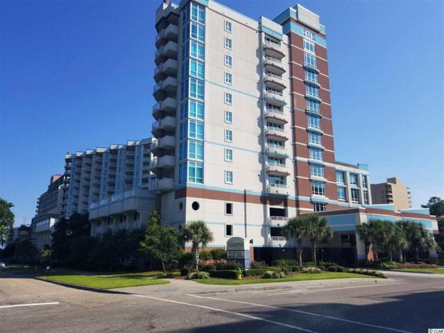 215 77th Ave. N #310, Myrtle Beach, SC 29572 (MLS #1816859) :: The Hoffman Group